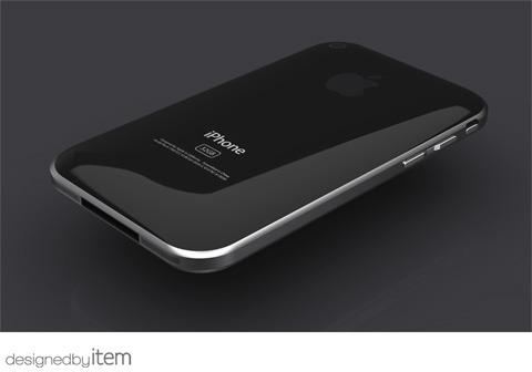 Interesante diseño de iPhone