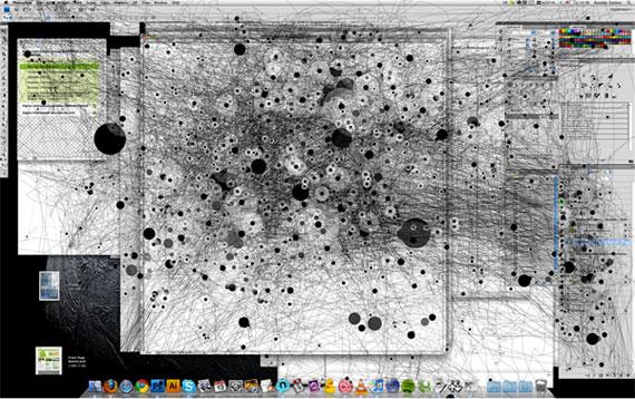 lo que hace el ratón en la pantalla