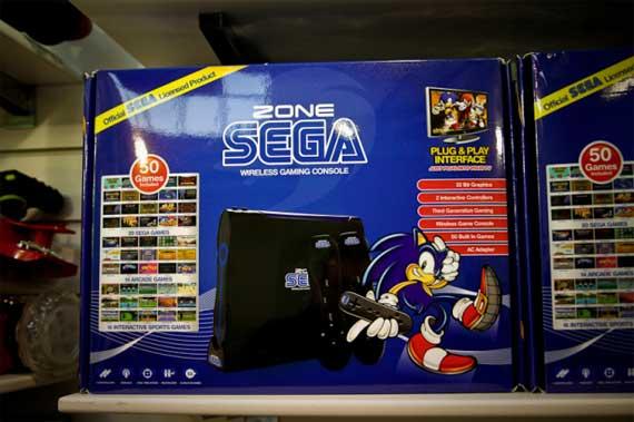 Sega dilapida su propia marca