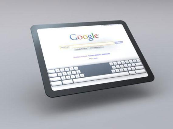 Google está trabajando en su propio iPad [rumor]