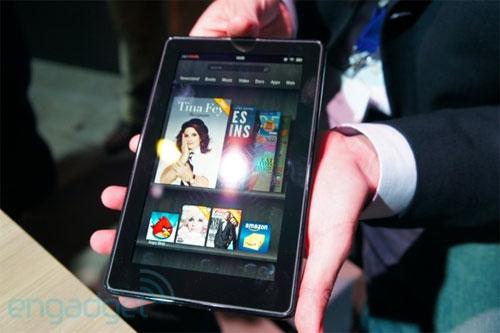 Amazon presenta nuevos Kindle y su tableta Fire