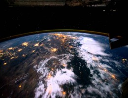 Una vuelta al mundo desde la Estación Espacial Internacional [timelapse]