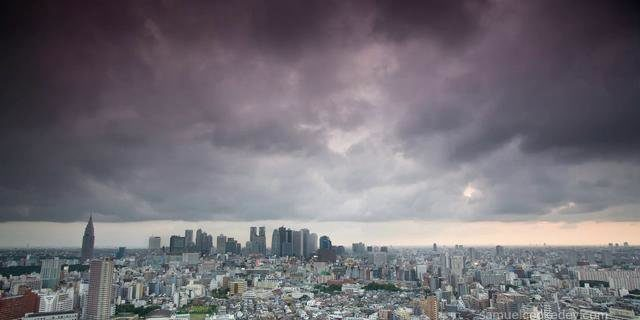 android dreams, espectacular timelapse de Tokio