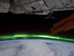 Time Lapse desde la ISS