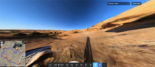 Video interactivo 360° hecho con 7 smartphones Sony Xperia