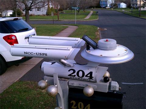 Buzón USS Enterprise