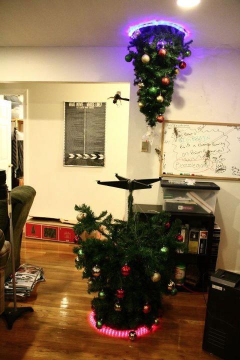 Árbol de Navidad de Portal