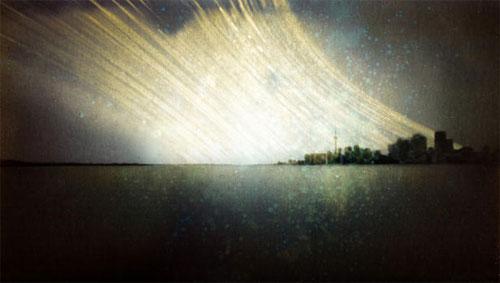 Fotografía de larga exposición de Toronto: Un año entero