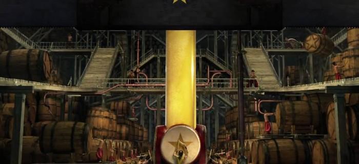 Impresionante anuncio de Sapporo Beer y sus efectos especiales