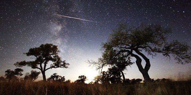 Timelapse astronómico del mes: Temporal Distorsion