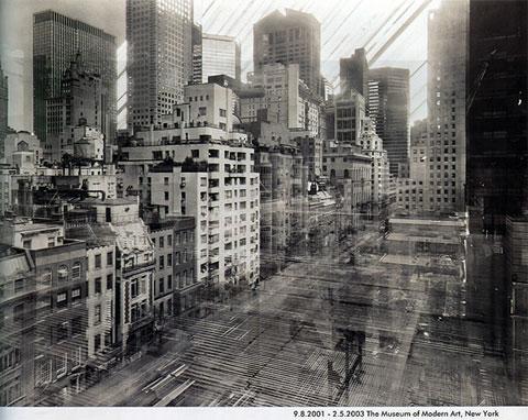 Fotografías tomadas durante años de exposición