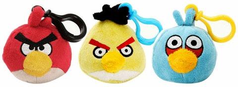 Ganador del peluche de Angry Birds de Enero 2012