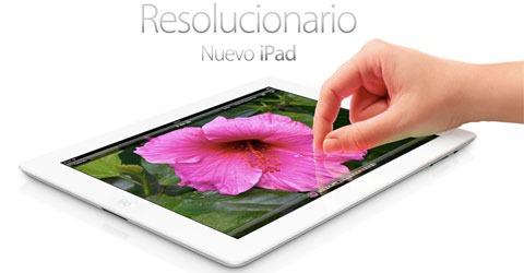 Apple anuncia el Nuevo iPad
