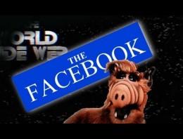 Twitter y Facebook hace 20 años