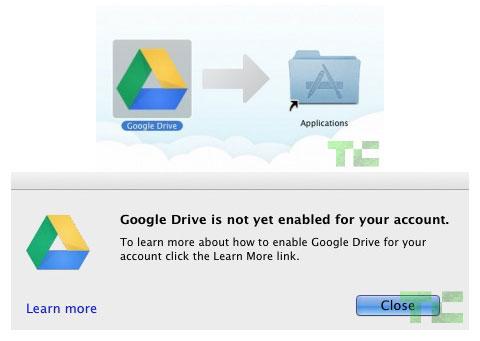 Google filtra la aplicación de Google Drive, su futuro servicio de almacenamiento online