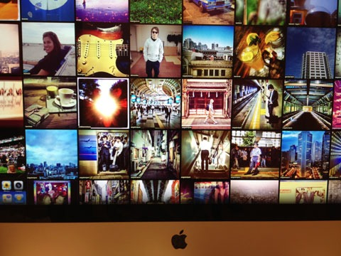 Screenstagram, un salvapantallas para Mac con tus fotos de Instagram