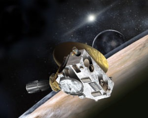 Al llegar a su destino descubrirá que, durante el viaje, Plutón ha dejado de ser un planeta :(