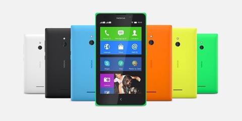 Nokia XL, un Smartphone Android de bajo coste y pantalla grande