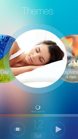 4. Relaxia Sounds of Nature for Relaxation, Meditation, Sleep aid