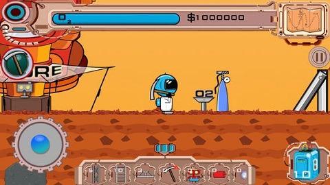 5. Mars Miner Universal
