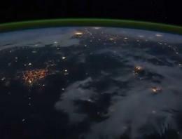 Impresionante Time-lapse de la Tierra desde la Estación Espacial Internacional
