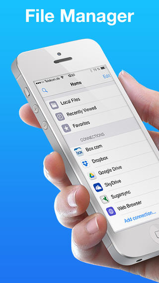 Files United - File Browser, Document Manager, Cloud Access