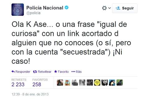 policia 1 lenguaje ola k ase