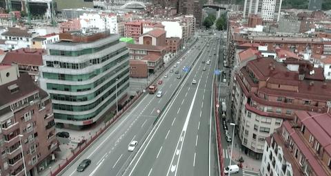 Desmantelamiento de una autopista [Domingueros]