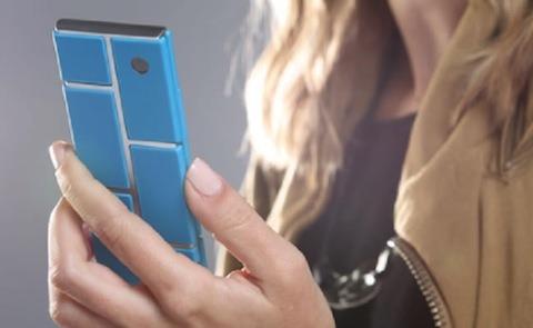 """Google adora """"Project ARA"""" y su smartphone modular"""