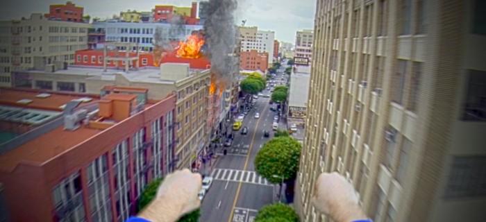 Un día en la vida de Superman, con una GoPro