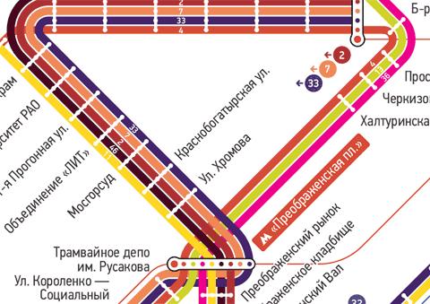 Un Tumblr que merece la pena: Recopilación de mapas de transporte público de todo el mundo