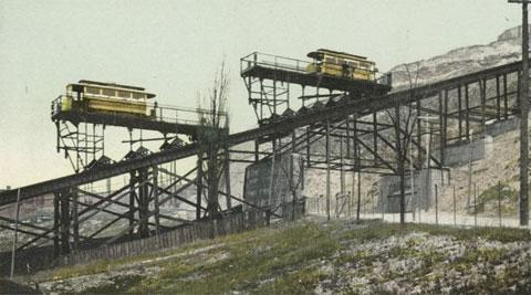 Tranvías de Cincinnati en 1904
