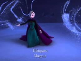 """""""Libre soy"""" de Frozen en 25 idiomas [Vídeo Disney]"""