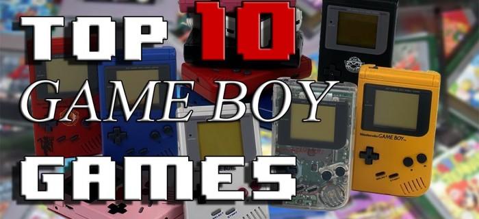 Los 10 mejores juegos de Gameboy