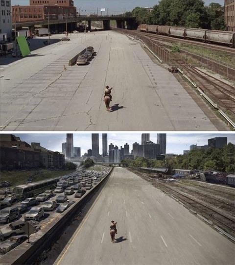 Así cambian las películas gracias a los efectos especiales