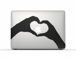 Nuevo anuncio del MacBook Air de Apple: Stickers