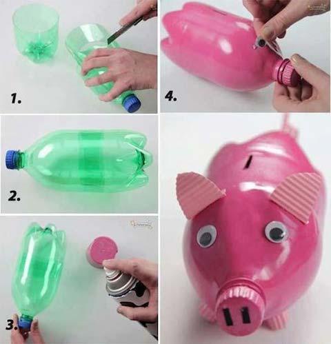 Botellas DIY 2