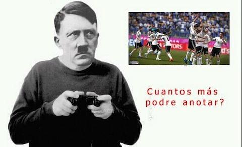 Memes Brasil Alemania 1