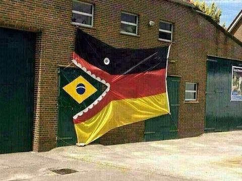 Memes Brasil Alemania 6