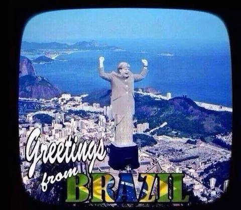 Memes Brasil Alemania 8