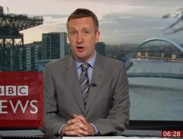 Últimamente la BBC tiene visitantes extraños
