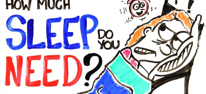 ¿Cuánto dormir?
