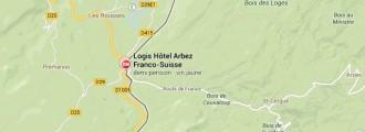 Visita un hotel en el que podrás decir que has estado en dos países