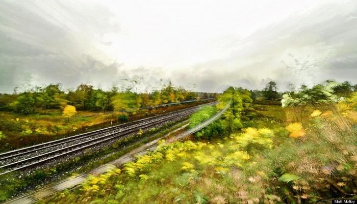 Monet's tracks