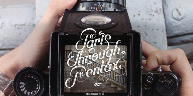 París vista a través de una vieja Pentax 67 te enamorará todavía más