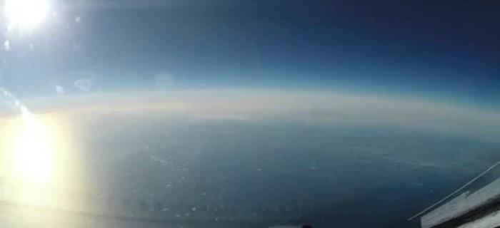 De Tokio a San Francisco en 83 segundos [timelapse]