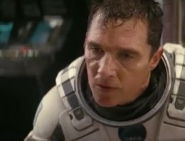Tercer trailer de Interstellar, la película de Ciencia Ficción más esperada de los últimos años