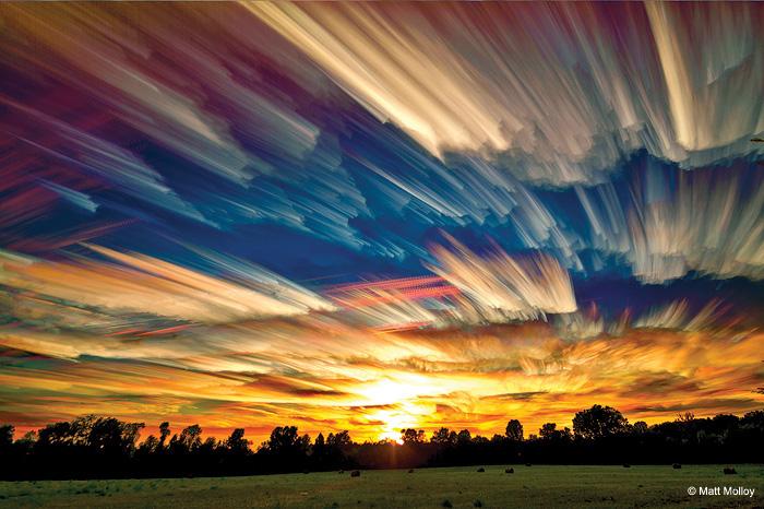 smeared-sky