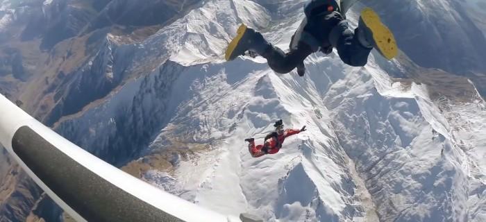 5 deportes extremos en sólo 1 hora mientras se disfruta de Nueva Zelanda