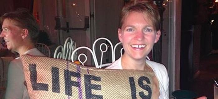 Carta de despedida de una bloguera publicada tras su muerte